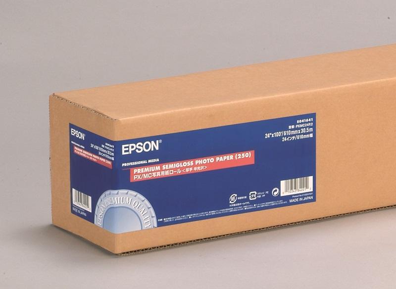 Carta Epson Carta Fotografica Carta fotografica semilucida Premium 255 g. 24