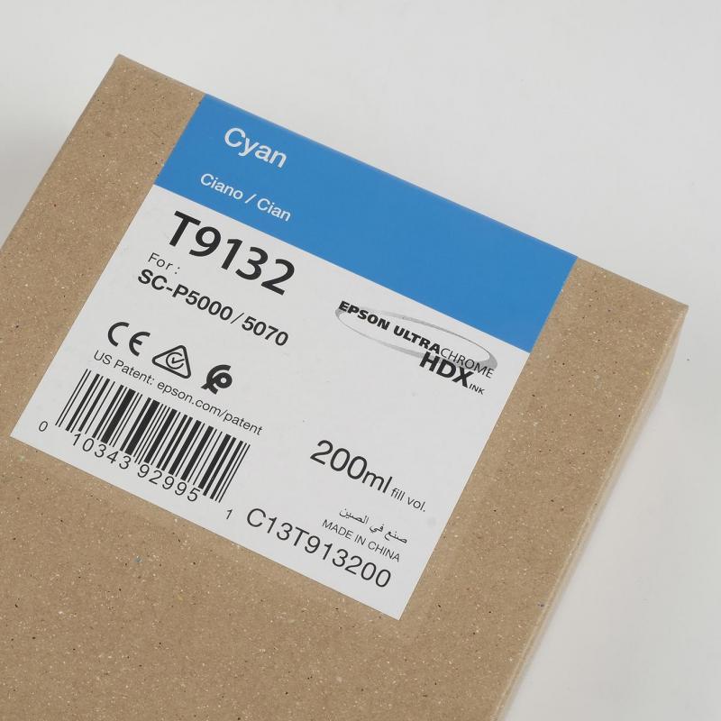 Inchiostri Epson Inchiostri Tanica UltraChrome® HDX   Cyan Surecolor Sc-P5000