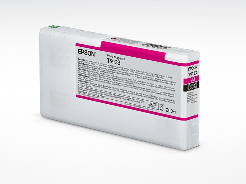 Ink Cartucce Originali Epson Inchiostri Tanica UltraChrome® HDX   Vivid Magenta Surecolor Sc-P5000