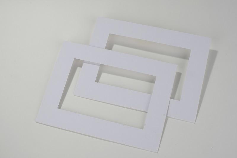 Gadget Sublimatici e passepartout Reprochimica Passepartout Passpartout Acid Free 2,9 mm 80 x 120 cm Natural White