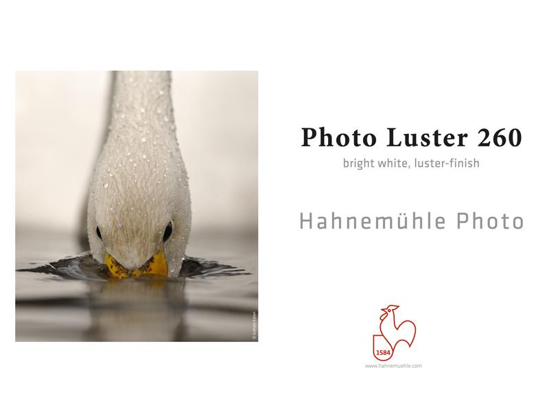 Carta Hahnemühle Carta Fotografica Photo Luster 260 g. A4