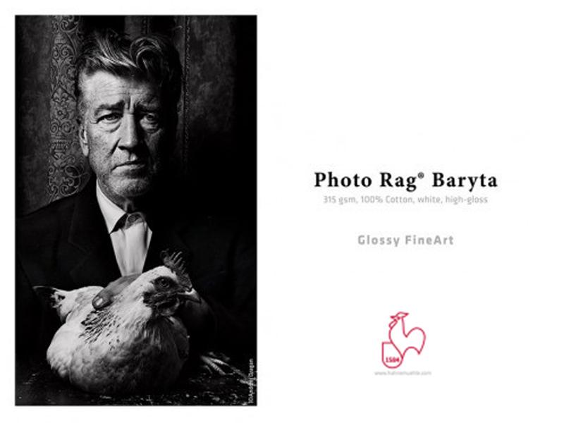 Carta Hahnemühle Carta Fine Art Fine Art Photo Rag® Baryta 315 g. A3+