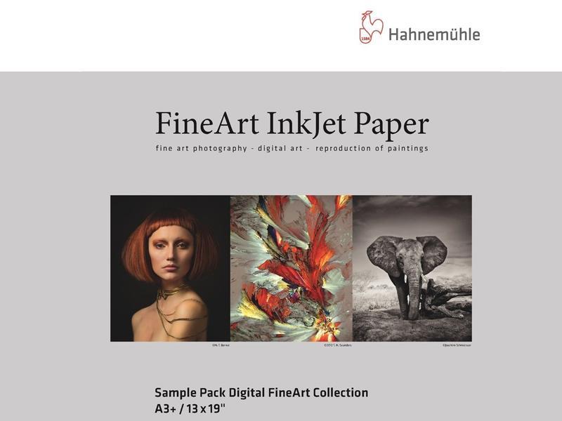 Carta Hahnemühle Carta Fine Art Fine Art DFA Printed Sample Book  A3