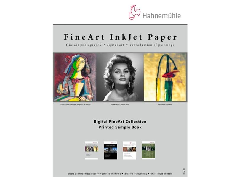 Carta Hahnemühle Carta Fine Art Fine Art DFA Printed Sample Book  A5