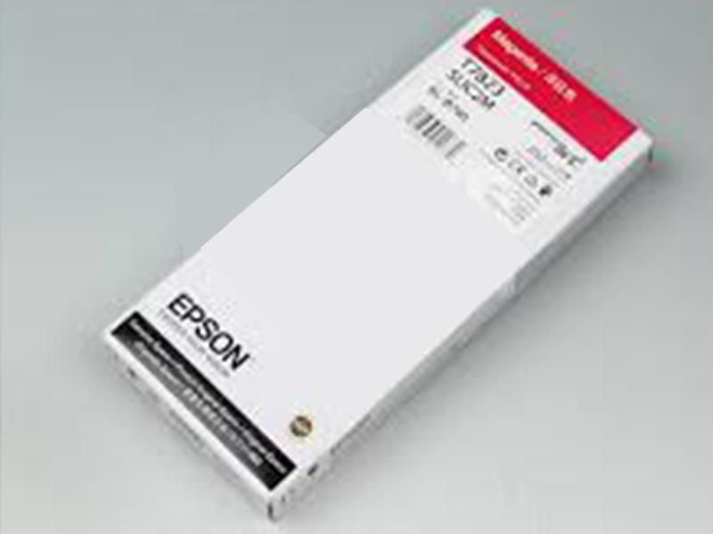 Inchiostri Epson Inchiostri Drylab T7823 Magenta per Surelab SL-D700