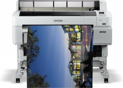 Plotter e Stampanti Epson CAD SureColor SC-T5200  36