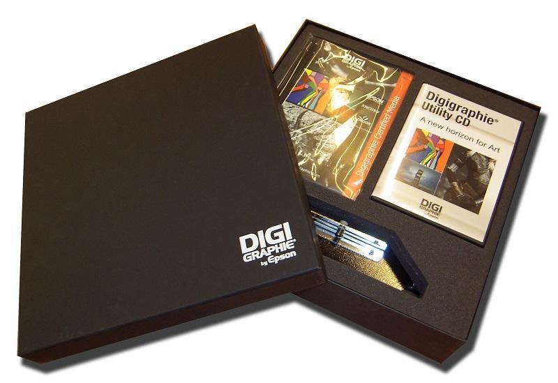 Stampanti Epson Plotter Digibox Standard Edition per Digigraphie