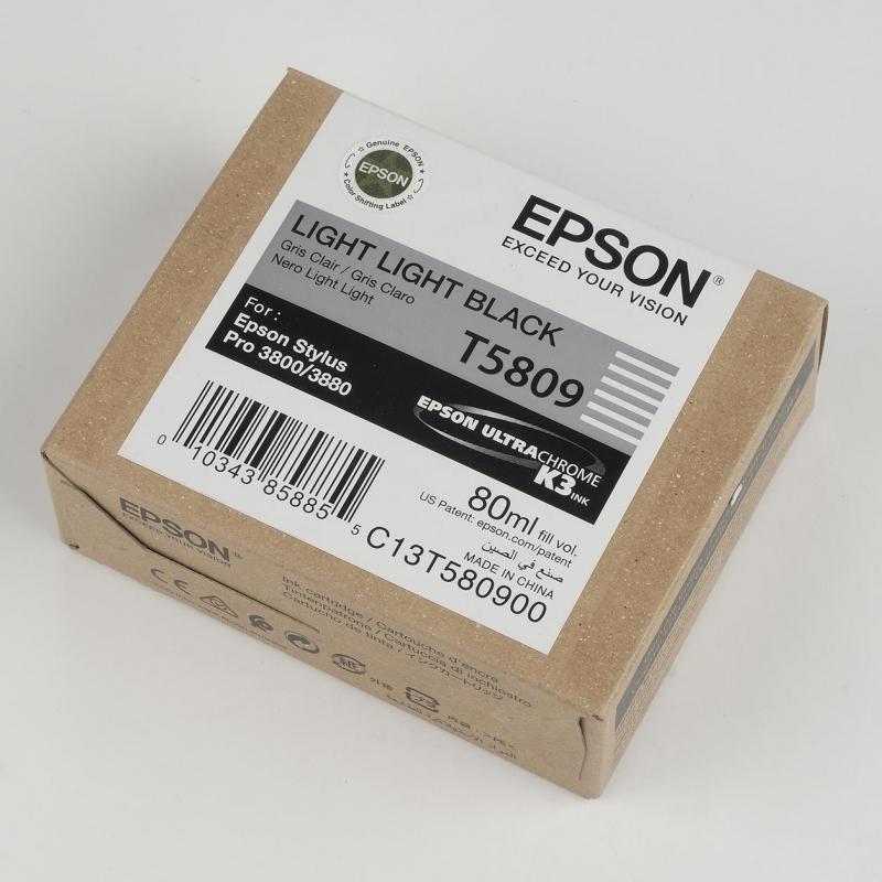 Ink Cartucce Originali Epson Inchiostri Tanica UltraChrome® K3   Nero Chiaro Chiaro Stylus Pro 3800, 3880