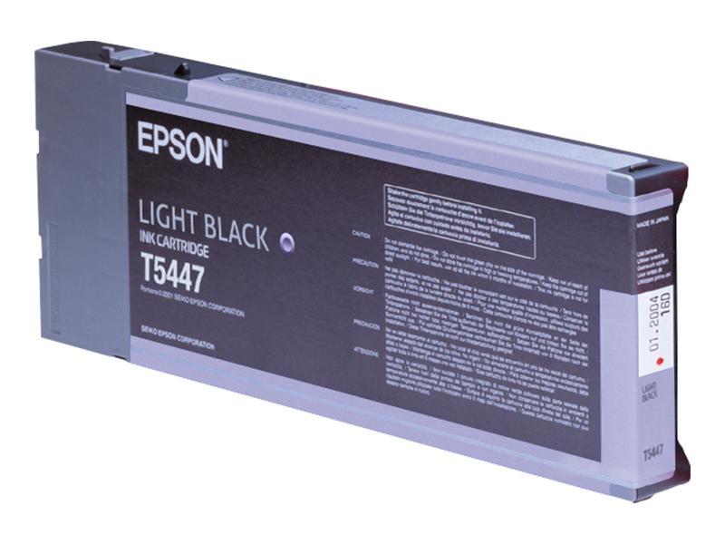 Ink Cartucce Originali Epson Inchiostri Tanica UltraChrome® K3   Nero Chiaro Stylus Pro 4000, 7600, 9600