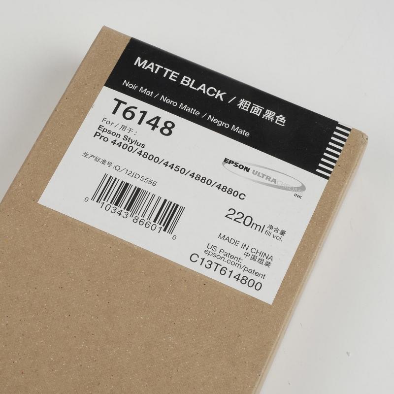 Ink Cartucce Originali Epson Inchiostri Tanica UltraChrome® K3   Nero Matt Stylus Pro 4000, 4400, 4450, 7600, 9600