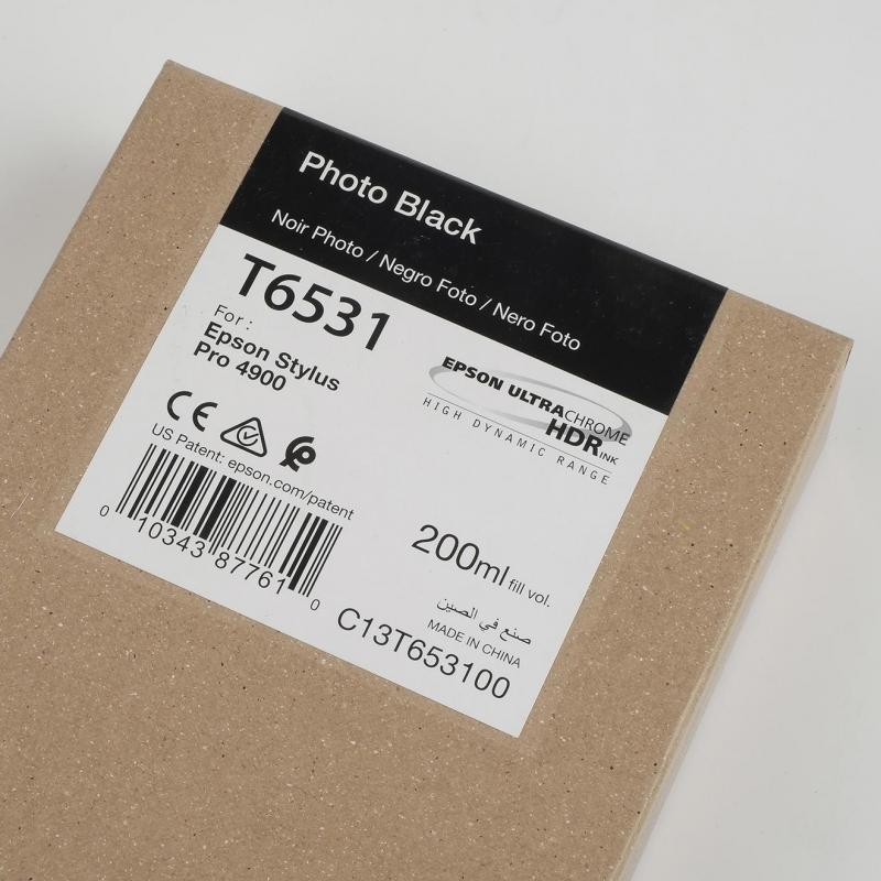 Ink Cartucce Originali Epson Inchiostri Tanica UltraChrome® HDR   Nero Stylus Pro 4900