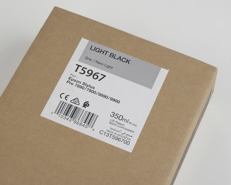Inchiostri Epson Inchiostri Tanica UltraChrome® HDR   Nero Chiaro Stylus Pro WT7900/7900/9900/7700/9700/7890/9890