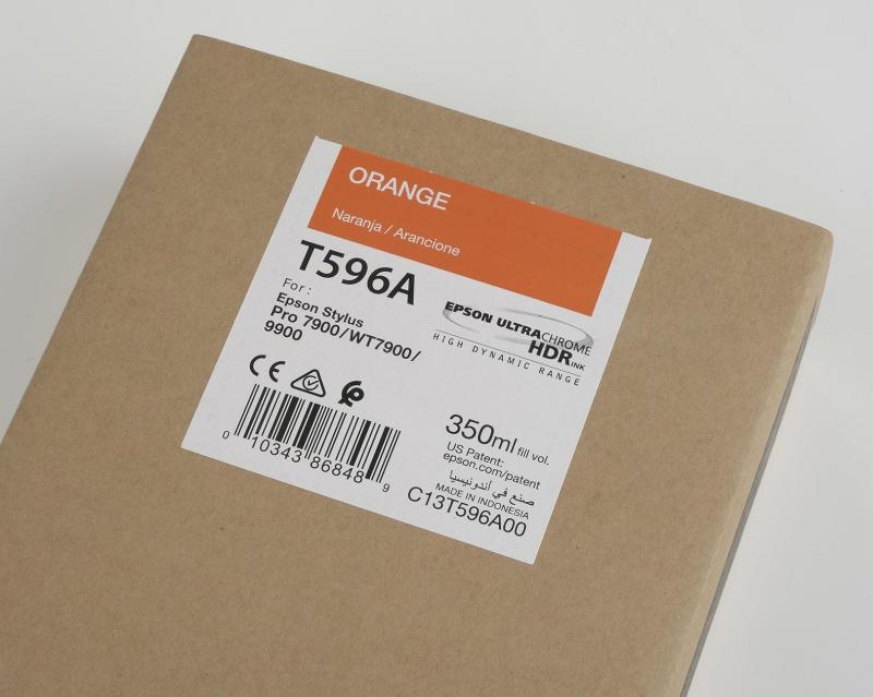 Ink Cartucce Originali Epson Inchiostri Tanica UltraChrome® HDR   Arancio Stylus Pro WT7900/7900/9900