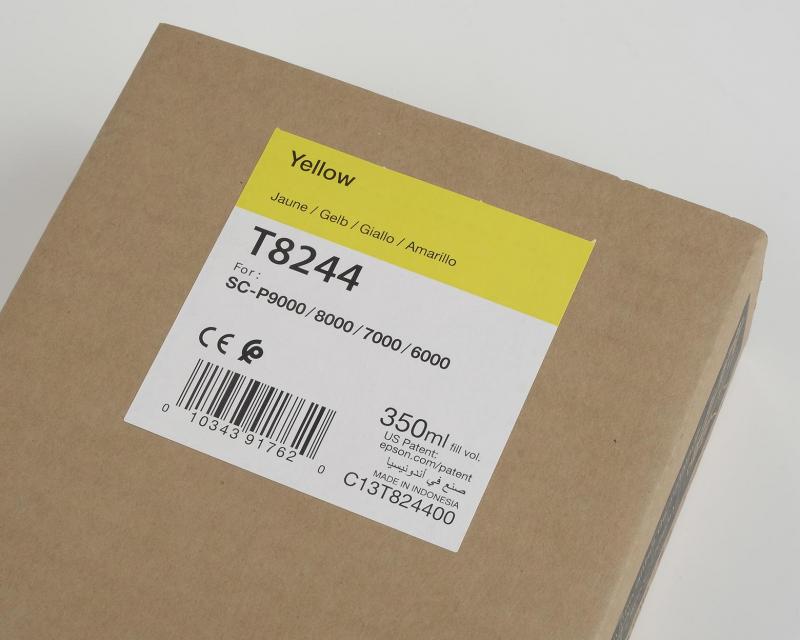 Ink Cartucce Originali Epson Pigmento base acqua SC P6000 P7000 P8000 P9000 Tanica UltraChrome® HDX    Giallo Surecolor SC-P6000, P7000, P8000, P9000 e versioni Violet