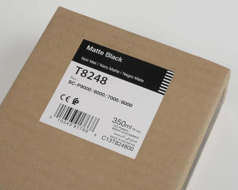Inchiostri Epson Inchiostri Tanica UltraChrome® HDX    Nero Matt Surecolor SC-P6000, P7000, P8000, P9000