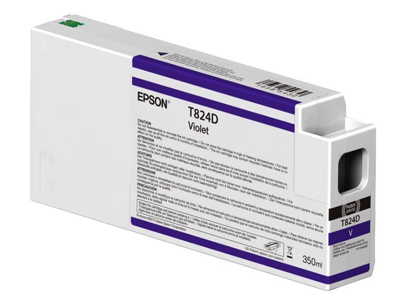 Ink Cartucce Originali Epson Inchiostri Tanica UltraChrome® HDX    Violetto Surecolor SC-P7000, P9000 e versioni Violet