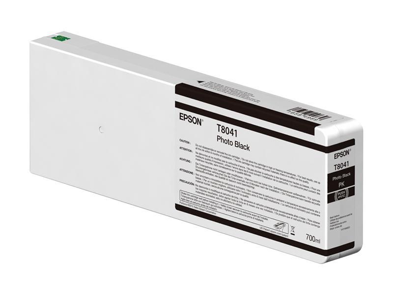 Ink Cartucce Originali Epson Pigmento base acqua SC P6000 P7000 P8000 P9000 Tanica UltraChrome® HDX    Nero Surecolor SC-P6000, P7000, P8000, P9000 e versioni Violet