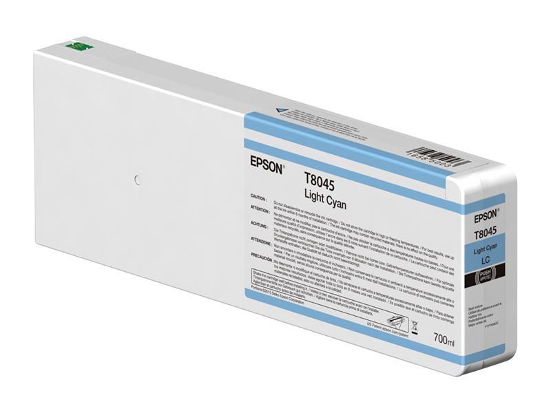 Ink Cartucce Originali Epson Pigmento base acqua SC P6000 P7000 P8000 P9000 Tanica UltraChrome® HDX    Cyan Chiaro Surecolor SC-P6000, P7000, P8000, P9000 e versioni Violet