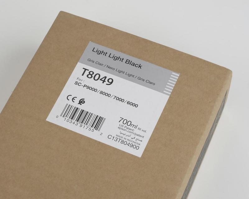 Ink Cartucce Originali Epson Inchiostri Tanica UltraChrome® HDX    Nero Chiaro Chiaro Surecolor SC-P6000, P7000, P8000, P9000