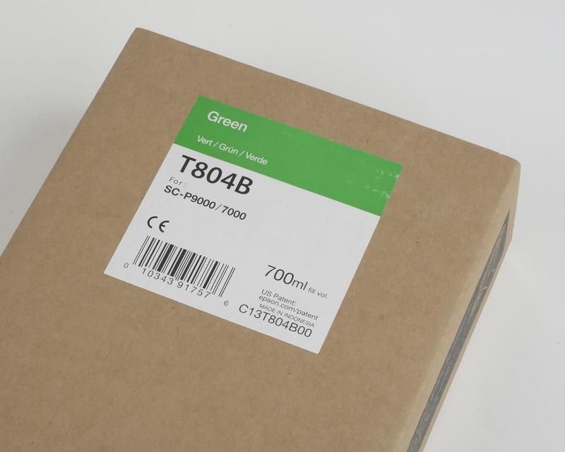 Ink Cartucce Originali Epson Inchiostri Tanica UltraChrome® HDX    Verde Surecolor SC-P7000, P9000 e versioni Violet