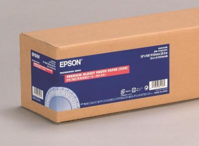 Carta Epson Carta Fotografica Carta fotografica lucida Premium 260 g. 24
