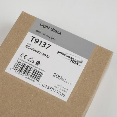 Ink Cartucce Originali Epson Inchiostri Tanica UltraChrome® HDX   Nero Chiaro Surecolor Sc-P5000