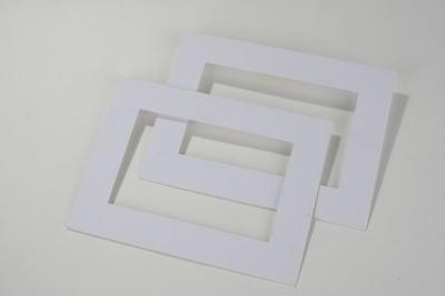 Gadget Sublimatici e passepartout Reprochimica Passepartout Passpartout Acid Free 1,9 mm 30 x 40 cm Ultra White