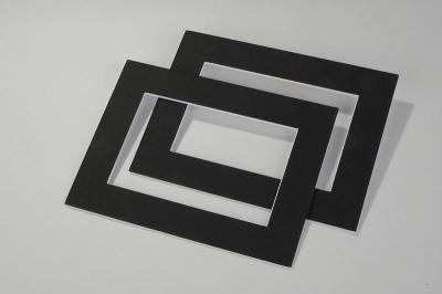 Gadget Sublimatici e passepartout Reprochimica Passepartout Passpartout Acid Free 1,9 mm 30 x 40 cm Nero