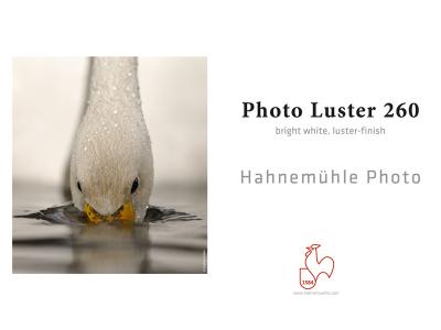 Carta Hahnemühle Carta Fotografica Photo Luster 260 g. A2