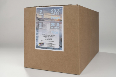Carte e Canvas Reprochimica Carta DryLab Kiosk Roll PEARL 250 g. 8