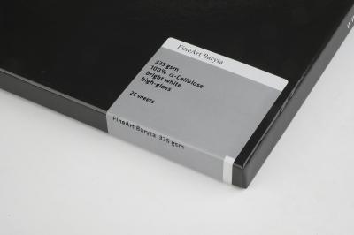 Carta Hahnemühle Carta Fine Art Fine Art Baryta 325 g. A2