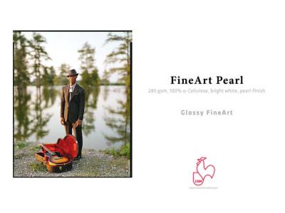 Carta Hahnemühle Carta Fine Art Fine Art Photo Card Fine Art Pearl  285 g. A5