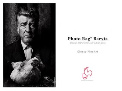 Carta Hahnemühle Carta Fine Art Fine Art Photo Card Photo Rag® Baryta 315 g. A5