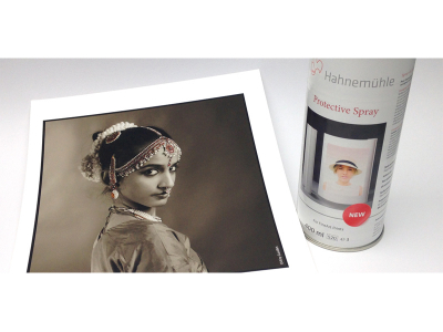 Carta Hahnemühle Vernice Spray di Protezione Fine Art 400 ml.