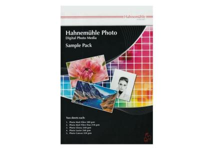 Carta Hahnemühle Carta Fine Art Fine Art DFA Printed Sample Book  A6