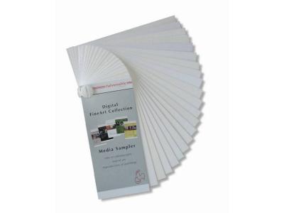 Carta Hahnemühle Carta Fine Art Fine Art DFA Printer Sample Book A3