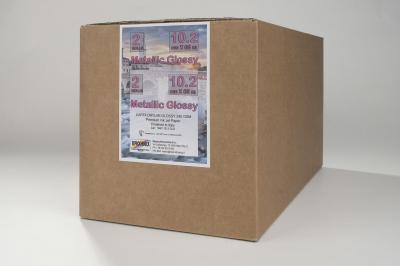 Carta Reprochimica Carta DryLab Photo Inkjet METALLIC GLOSSY 245 g. 4