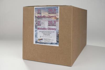Carta Reprochimica Carta DryLab Photo Inkjet METALLIC GLOSSY 245 g. 8