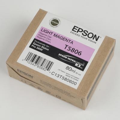 Ink Cartucce Originali Epson Inchiostri Tanica UltraChrome® K3   Magenta Chiaro Stylus Pro 3800