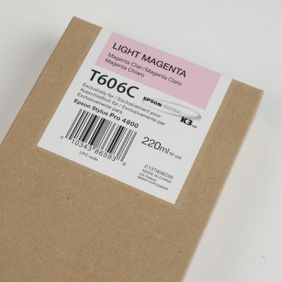 Ink Cartucce Originali Epson Inchiostri Tanica UltraChrome® K3   Magenta Chiaro Stylus Pro 4800