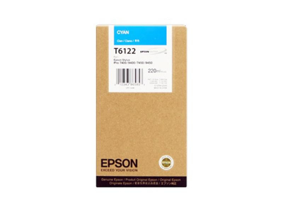 Ink Cartucce Originali Epson Inchiostri Tanica UltraChrome® K3   Cyan Stylus Pro 7400, 7450, 9450