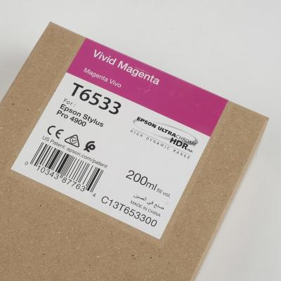 Ink Cartucce Originali Epson Inchiostri Tanica UltraChrome® HDR   Vivid Magenta Stylus Pro 4900