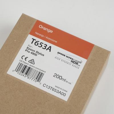 Inchiostri Epson Inchiostri Tanica UltraChrome® HDR   Arancio Stylus Pro 4900