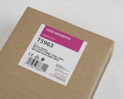 Inchiostri Epson Inchiostri Tanica UltraChrome® HDR Vivid-Magenta (350 ml.) per WT7900 7900 9900 7700 9700 7890 9890