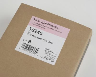 Ink Cartucce Originali Epson Inchiostri Tanica UltraChrome® HDX    Vivid Magenta Chiaro Surecolor SC-P6000, P7000, P8000, P9000 e versioni Violet