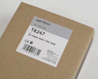 Inchiostri Epson Inchiostri Tanica UltraChrome® HDX    Nero Chiaro Surecolor SC-P6000, P7000, P8000, P9000 e versioni Violet