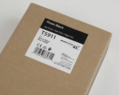 Ink Cartucce Originali Epson Pigmento base acqua SP 11880 Tanica UltraChrome® K3   Nero Stylus Pro 11880