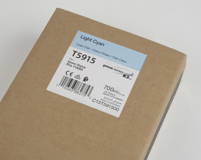 Ink Cartucce Originali Epson Inchiostri Tanica UltraChrome® K3   Cyan Chiaro Stylus Pro 11880