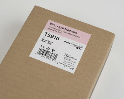Ink Cartucce Originali Epson Inchiostri Tanica UltraChrome® K3   Vivid Magenta Chiaro Stylus Pro 11880
