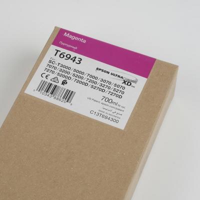Ink Cartucce Originali Epson Inchiostri Tanica UltraChrome® XD   Magenta Surecolor SC-T3000, T5000, T7000, T3200, T5200, T7207